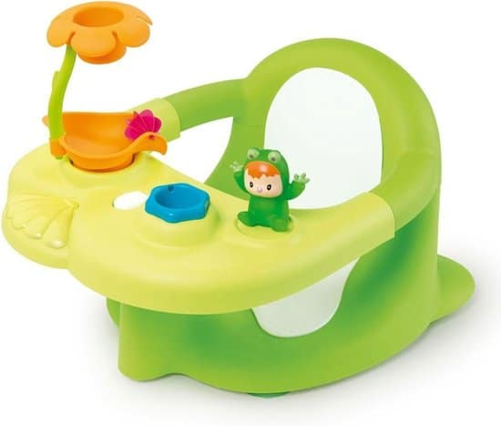 Smoby Cotoons plastic badzitje 2 in 1
