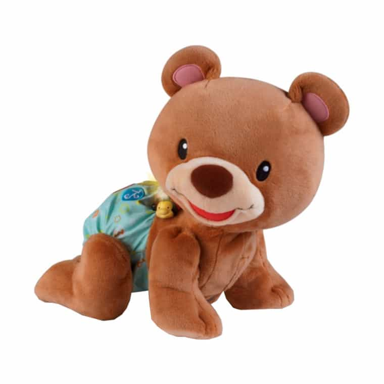 Vtech Crawl And Learn Baby Bear