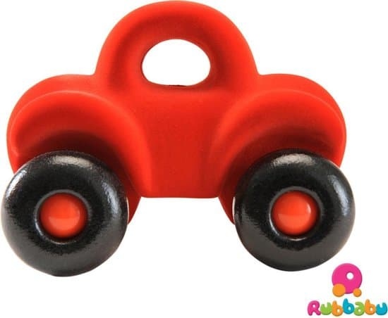 Beste baby speelgoed auto:Rubbabu The Wholedout Car
