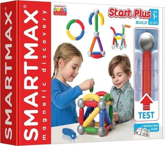 Beste magnetische staafjes speelgoed: SmartMax Staven Start Try Me
