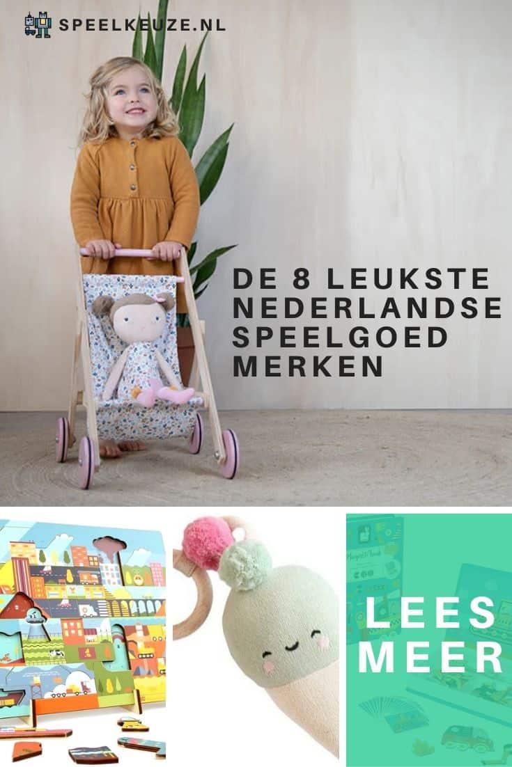De 8 leukste Nederlandse speelgoed merken