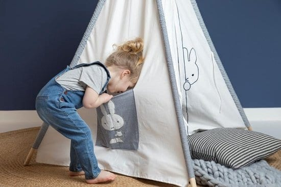 Best playhouse of Miffy: Miffy ABC Wigwam Play Tent