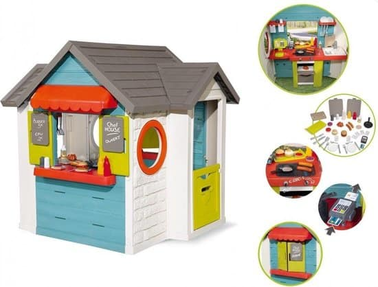 Best playhouse from Smoby: Smoby Chef House