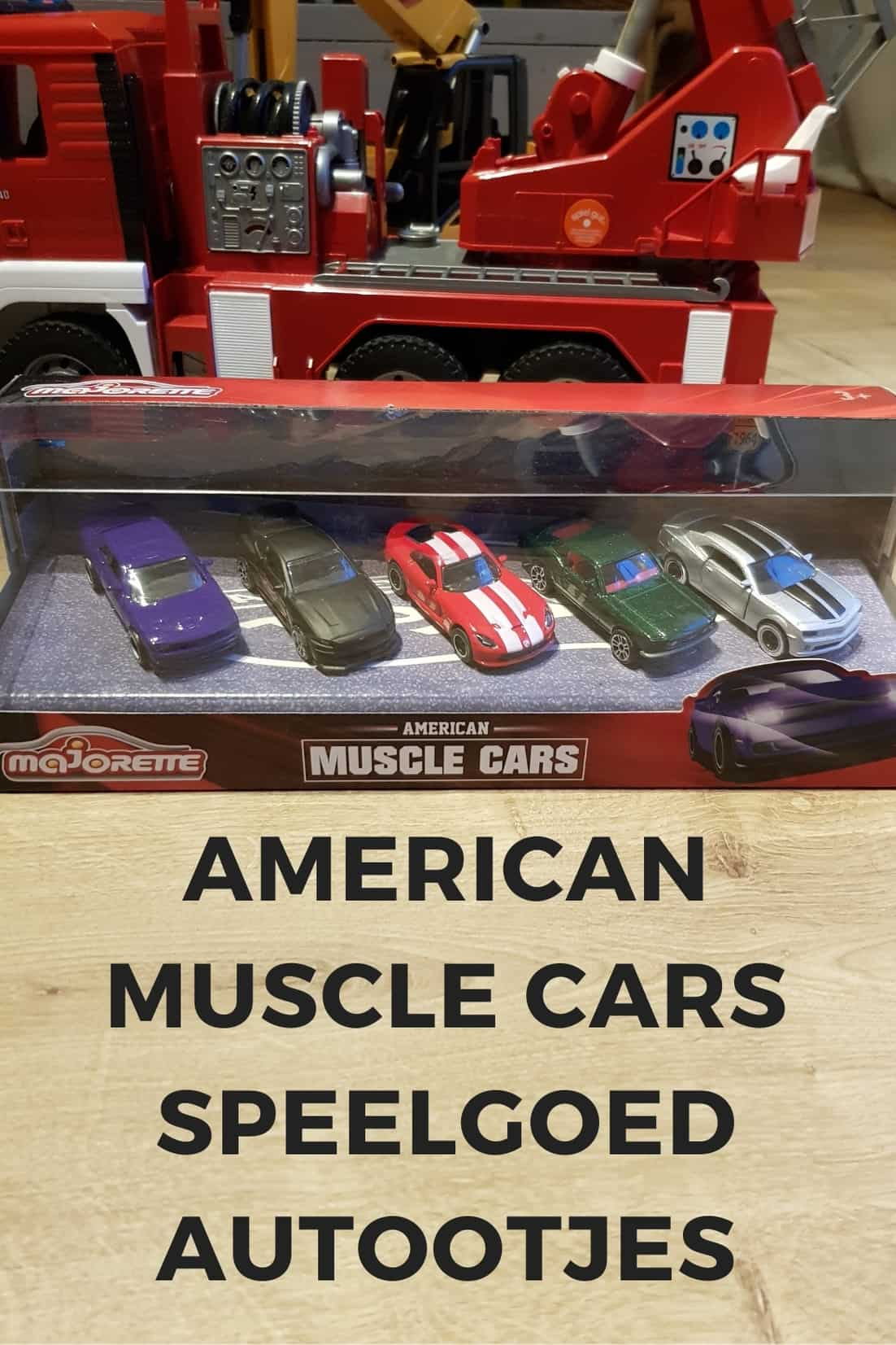 American muscle cars toy cars
