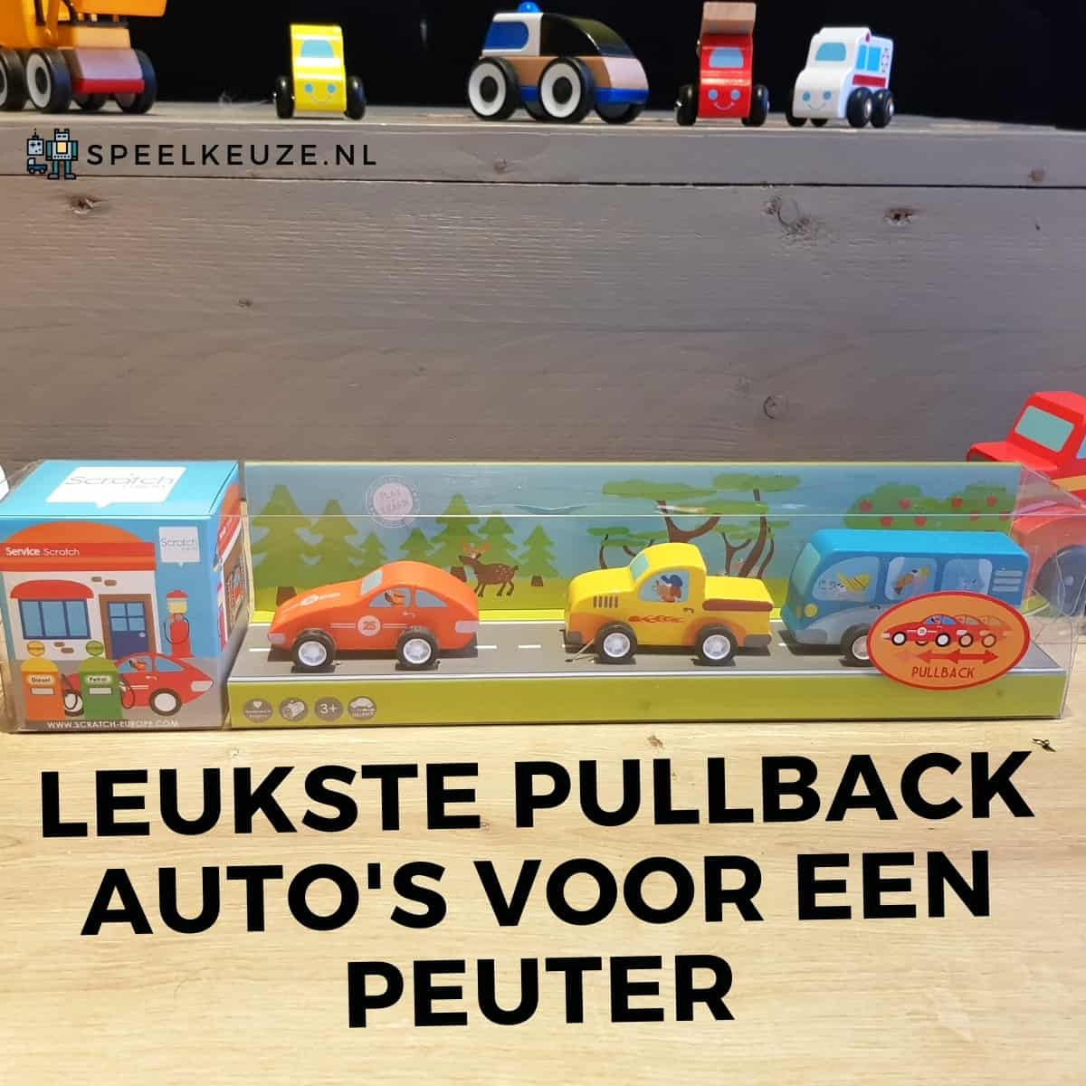 Best pullback cars for a toddler
