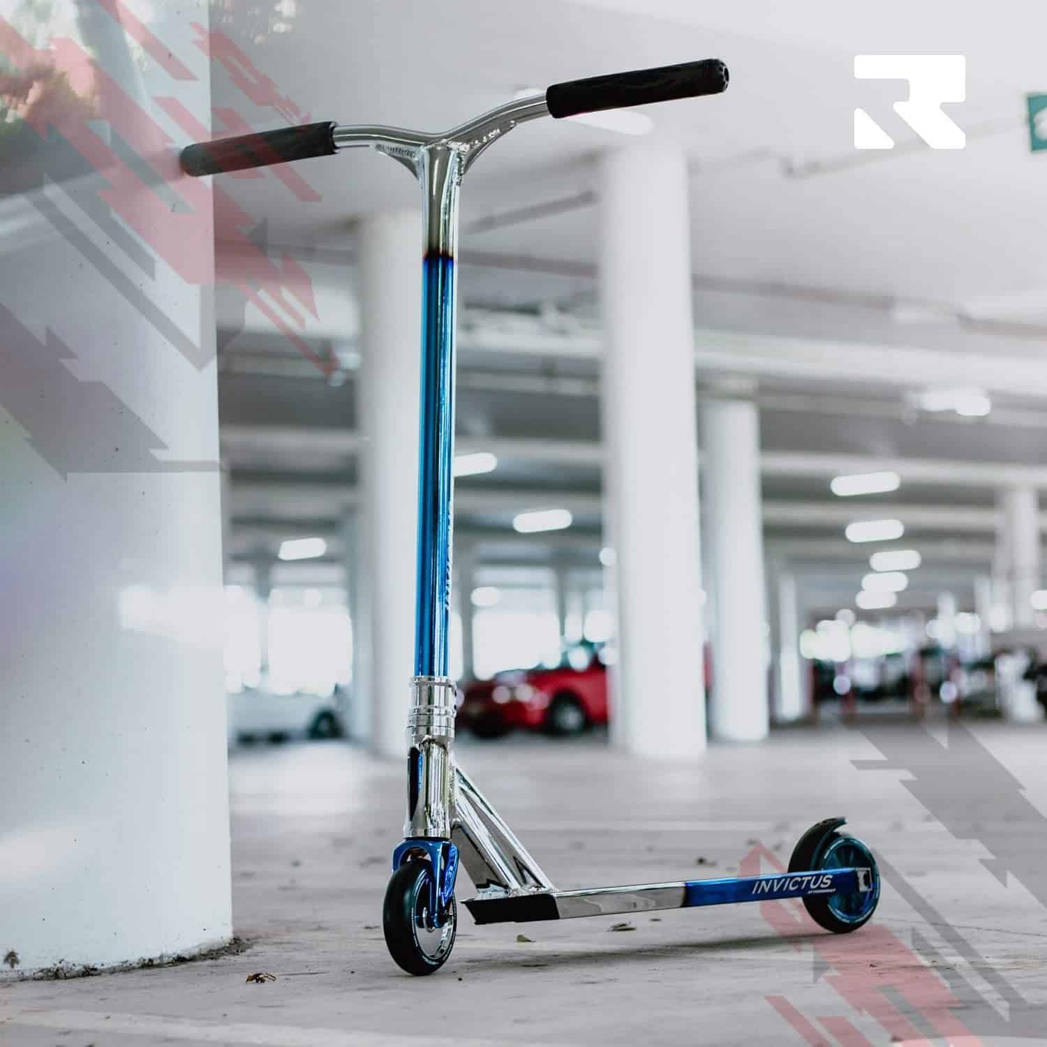 Best Professional Stunt Scooter for Adults-Root Industries Invictus