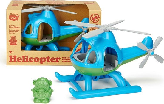 Best Green Toys toys- Green Toys Helicopter