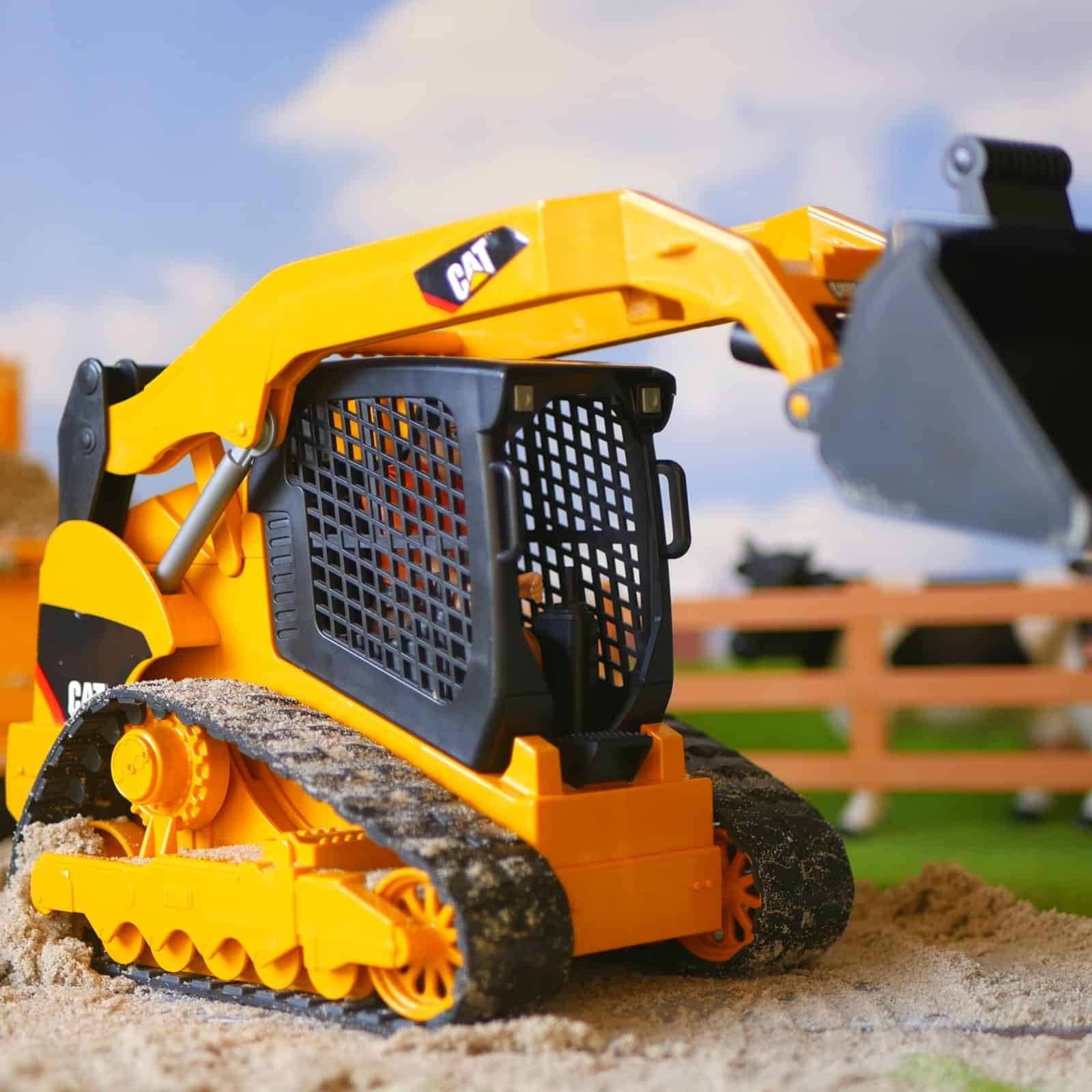 Bruder CAT Delta Loader 02137