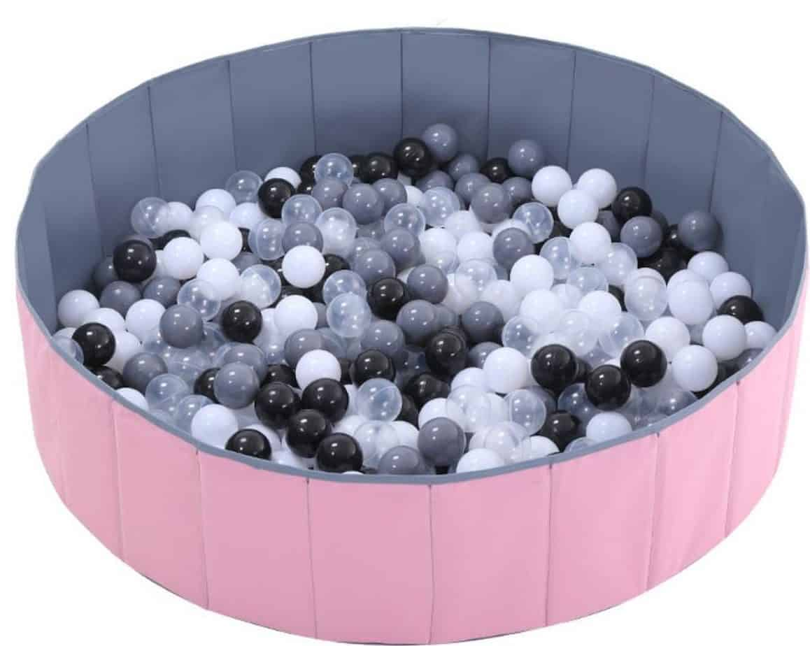 Best BPA Free Ball Pit - Russle Collapsible Ball Pit
