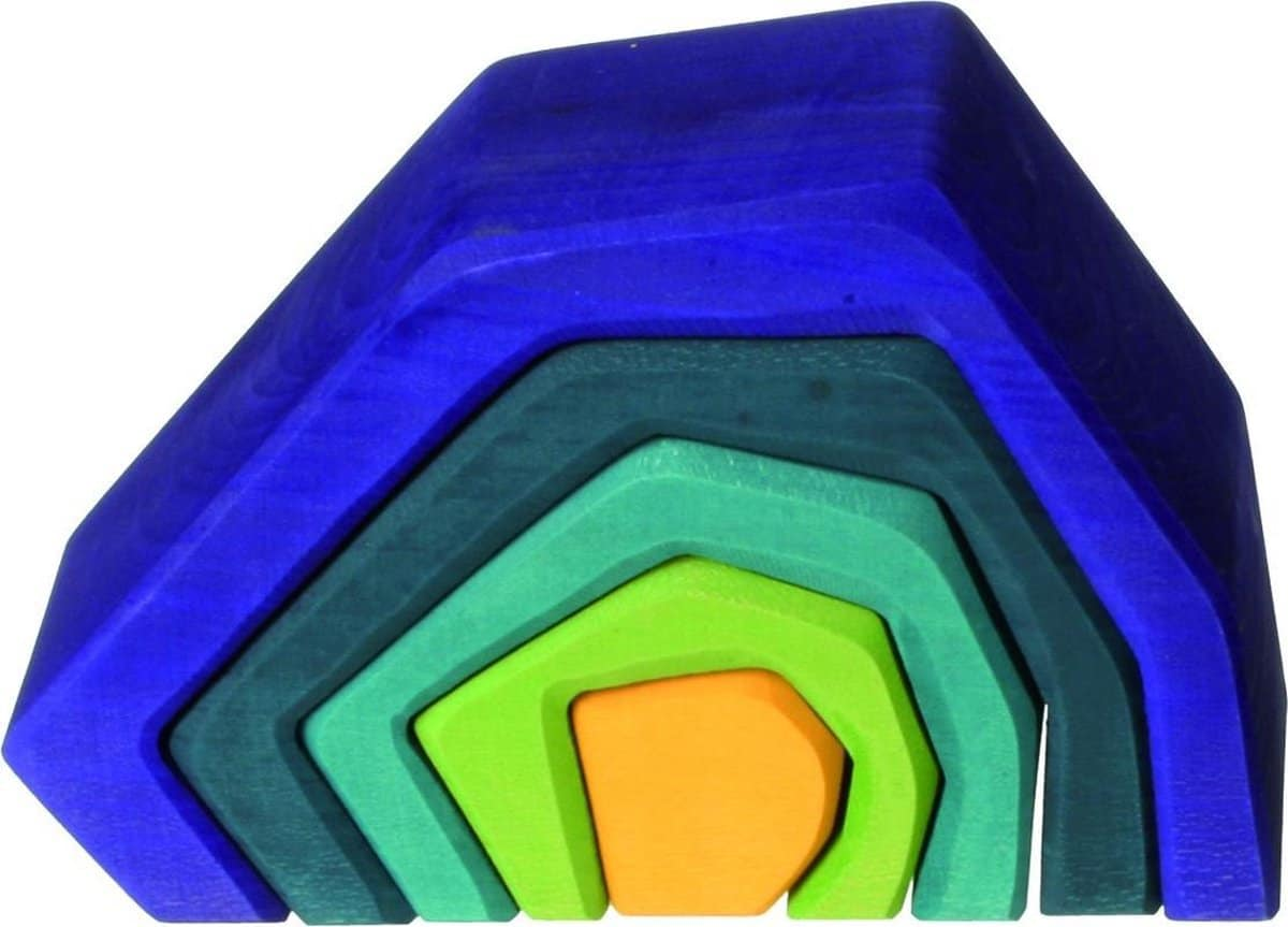 Best BPA Free Wooden Toys- Grimms Element Earth