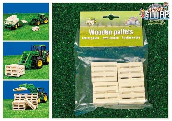 Beste Bruder accessoires alternatief: KidsGlobe Farming Pallets