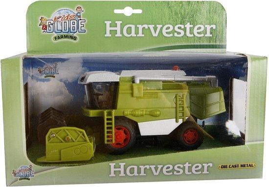 Beste Bruder boerderij alternatief: Kids Globe farming Combine