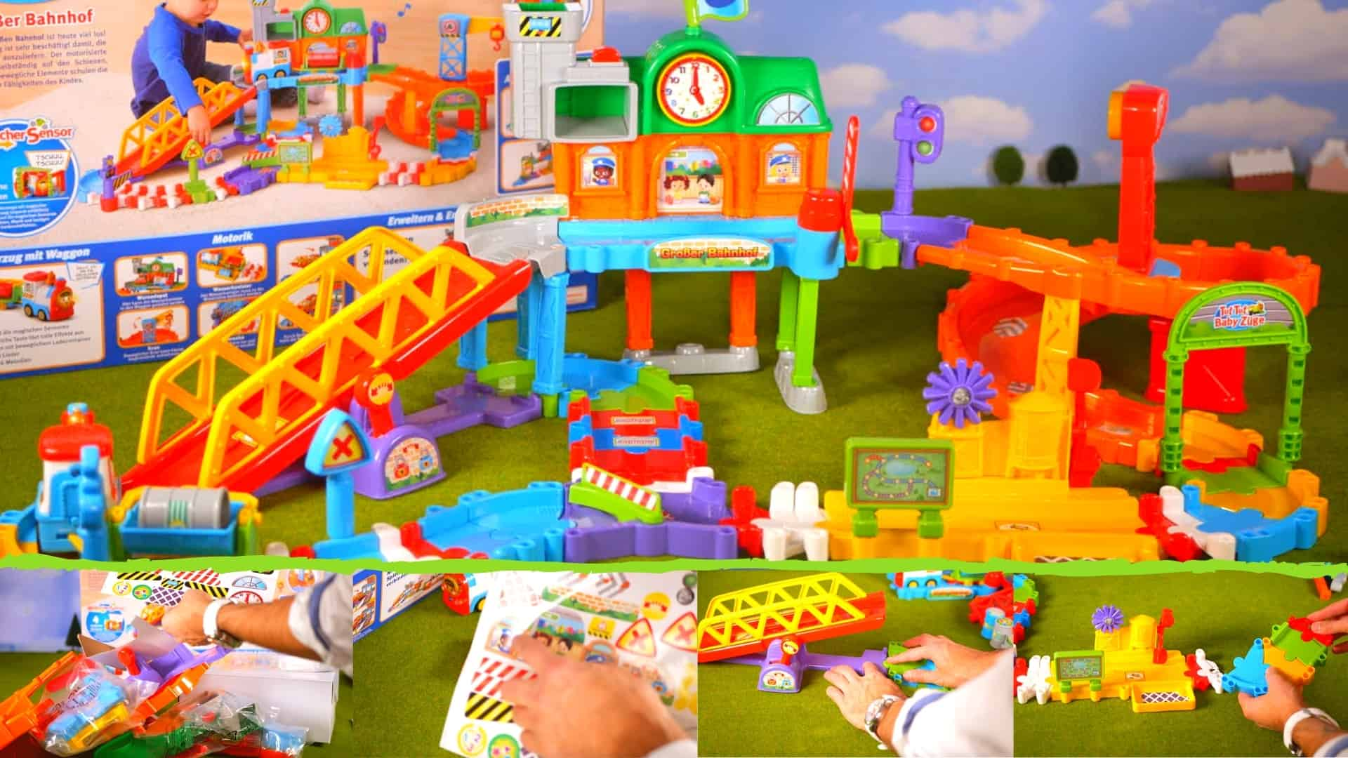 Best Vtech key key cars and train sets reviewed