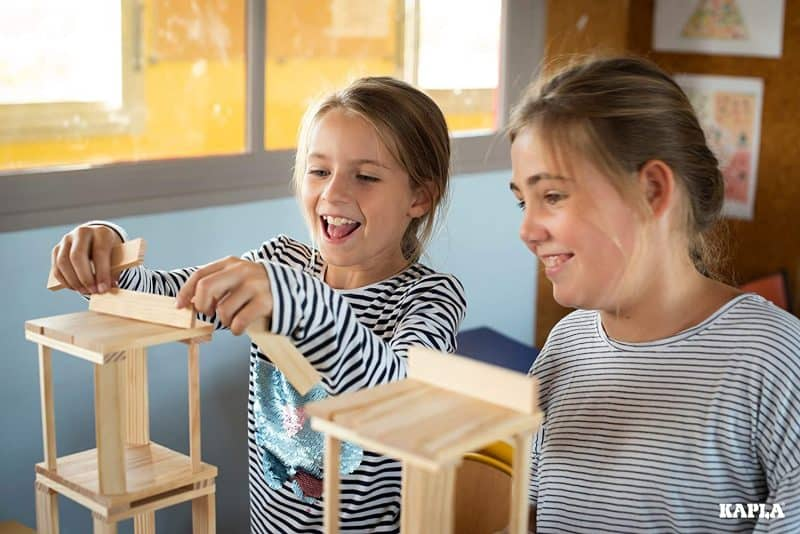 Best wooden building toys from Kapla