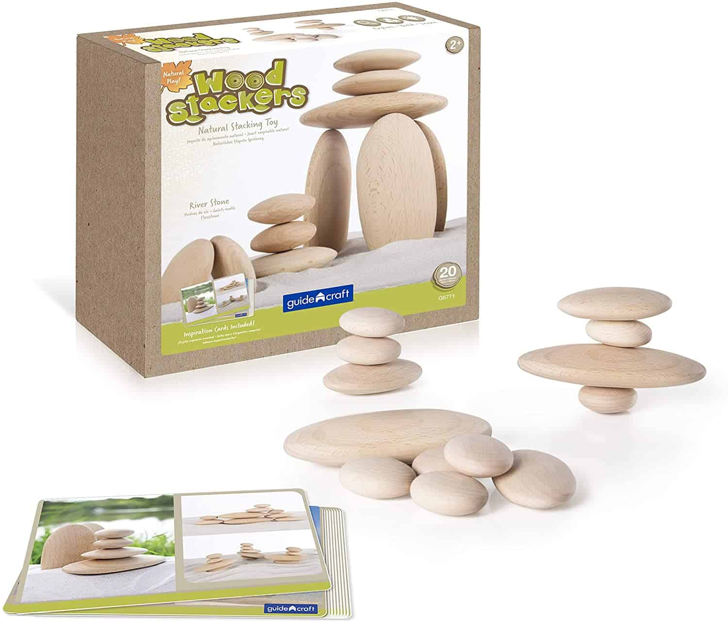 Guidecraft educational wooden toys