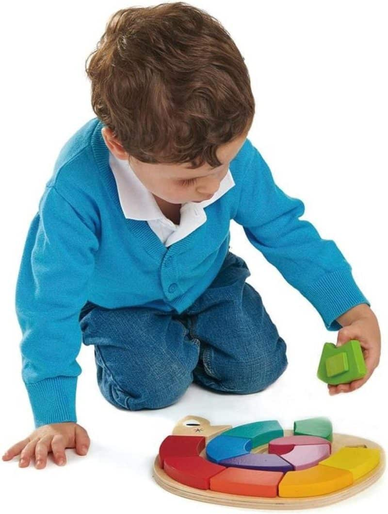 Cutest BPA Free Game Color Learning- Tender Leaf Color Me Happy