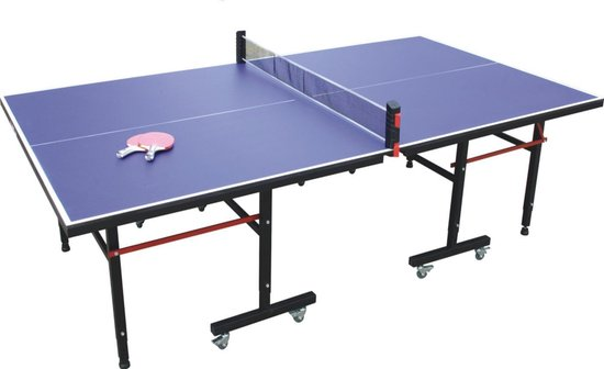 Best Cheap Full Size Ping Pong Table: MaxxToys Indoor Ping Pong Table