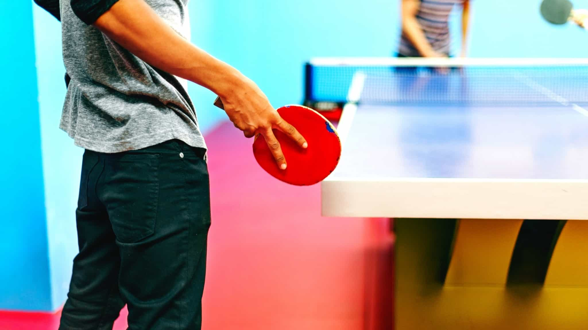 Best table tennis table for at home