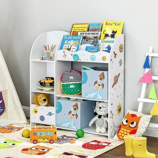 Best cool toy cabinet: Acaza children's furniture for toddlers and preschoolers