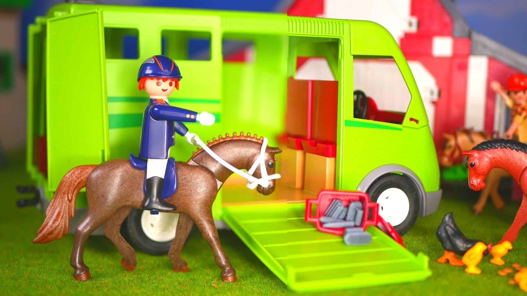 Playmobil Country Horse Transporter