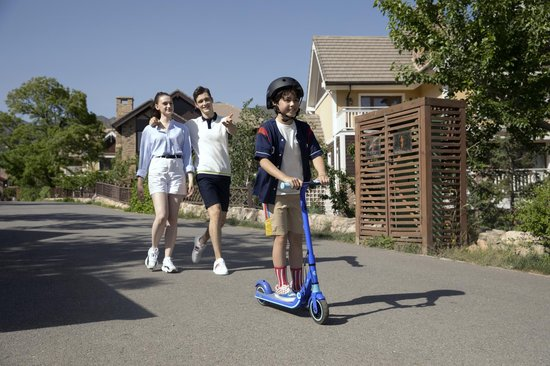 Best Electric Kids Scooter- Segway Ninebot Kick Scooter