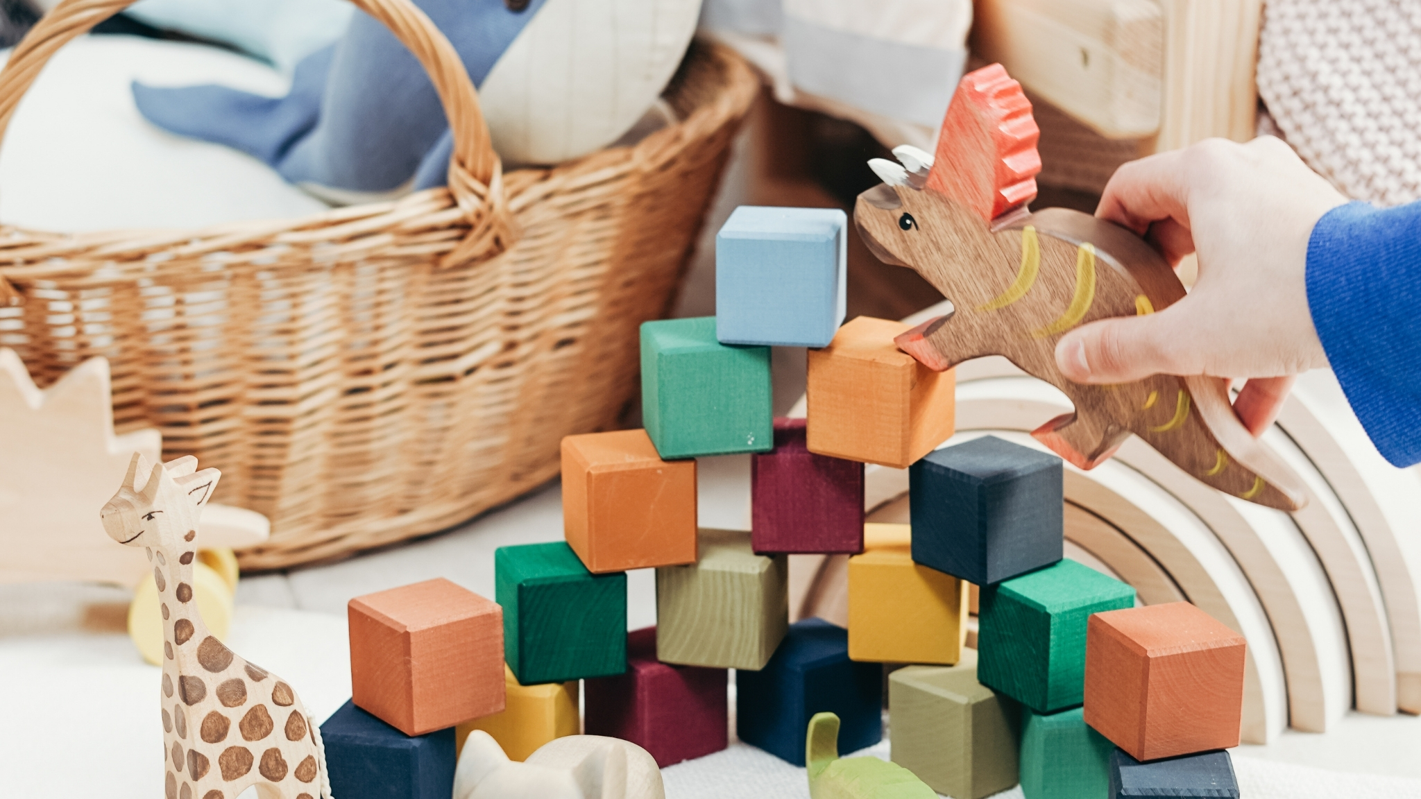 20 wooden toy brands that will surprise your child