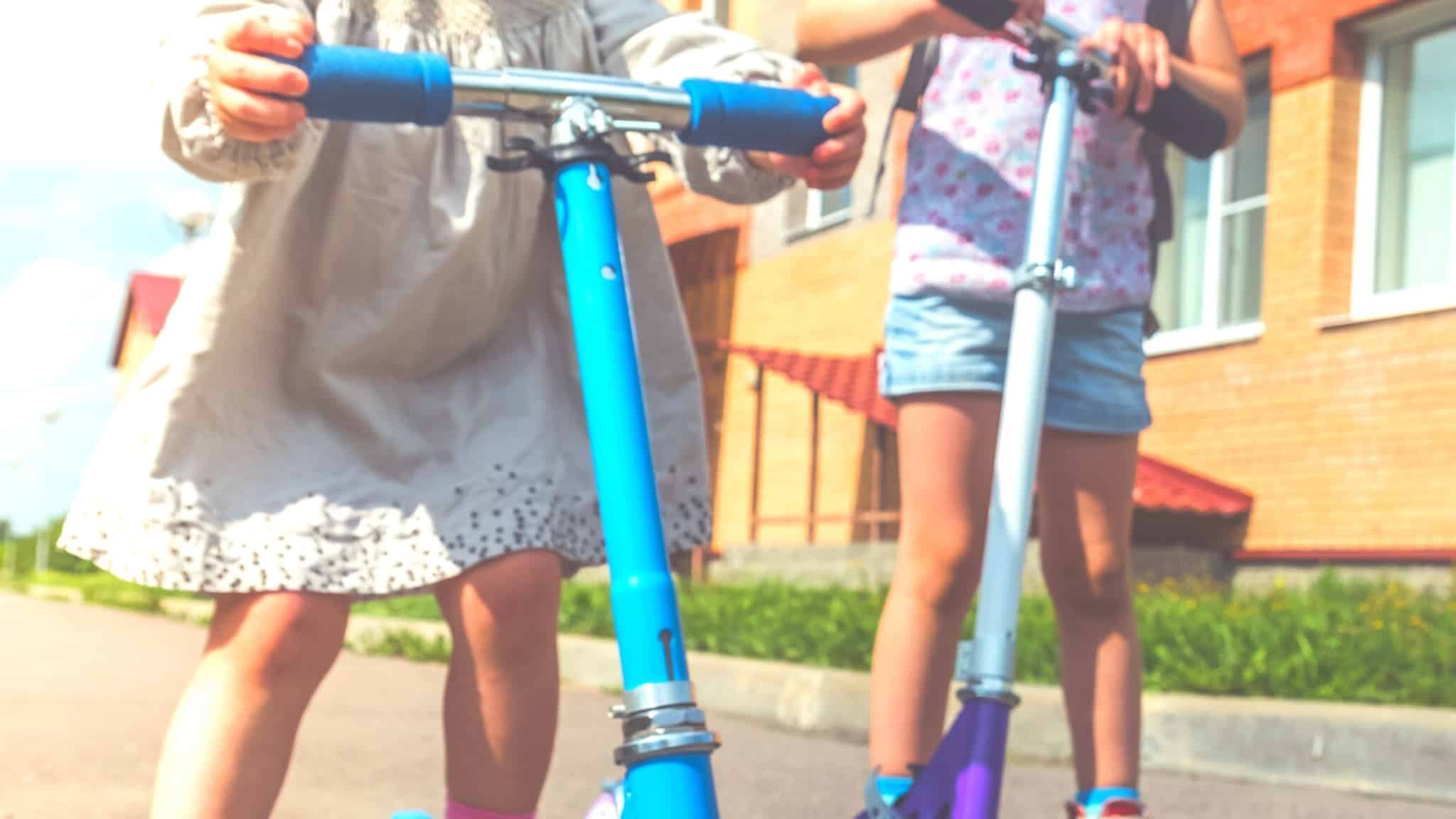 Best children's scooter rated