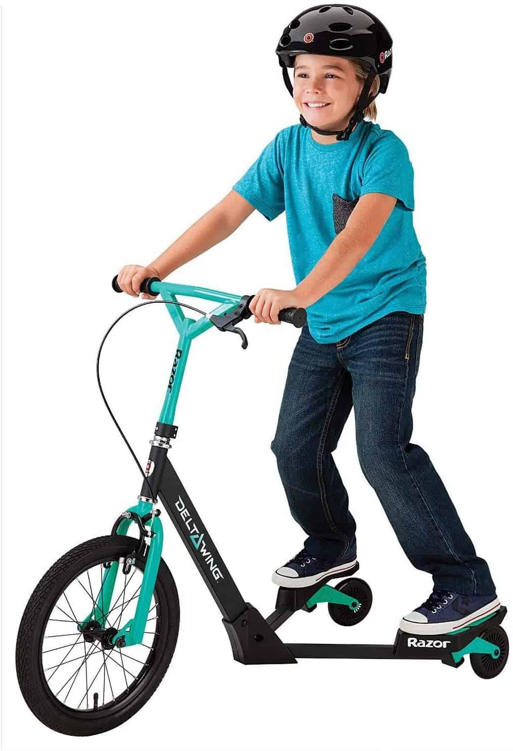 Best kids scooter for 6 year old child- Razor DeltaWing Scooter