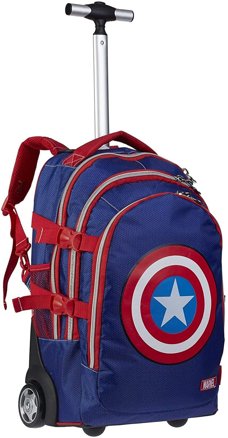 Beste trolley kind- Captain America Rugzak