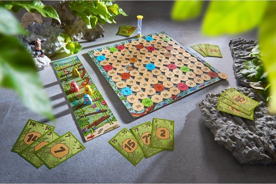 Best Haba board game from 12 years - Adventurer 1x1