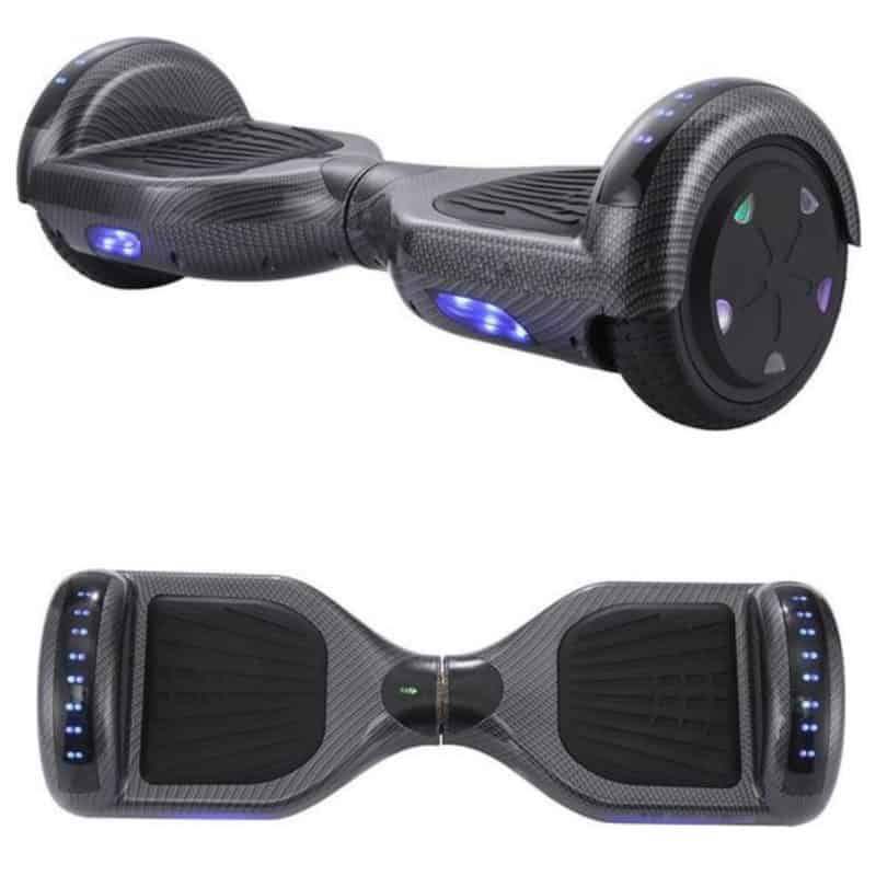 Best price-quality hoverboard: Vonino Carbon