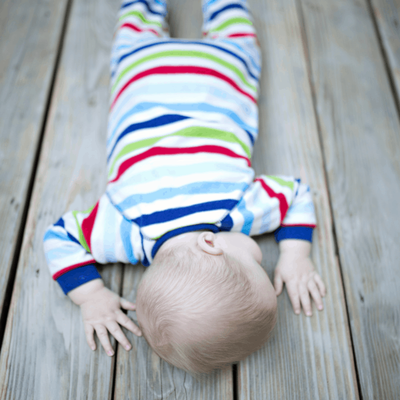 Child-friendly garden tiles and other surfaces for your garden decking