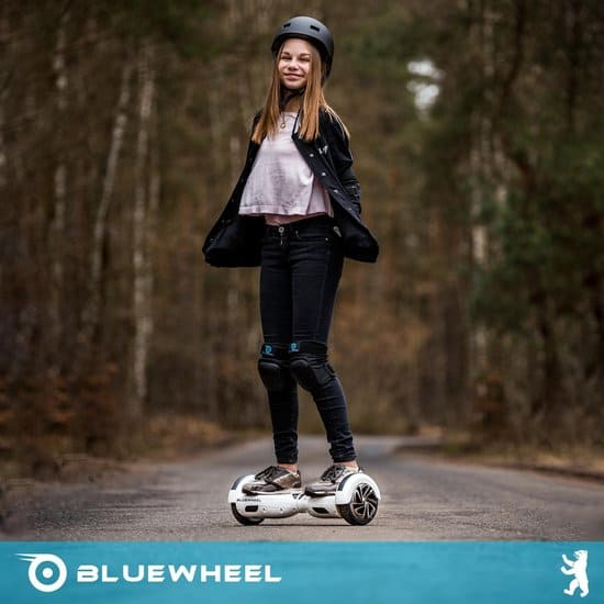 Overall best hoverboard: Bluewheel HX310s