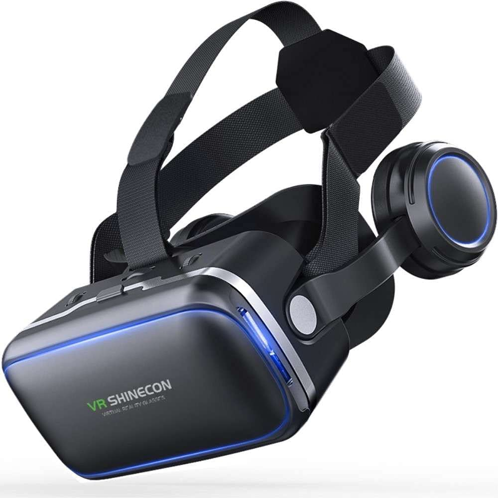 Best VR headset for Android & iPhone phones: Shinecon