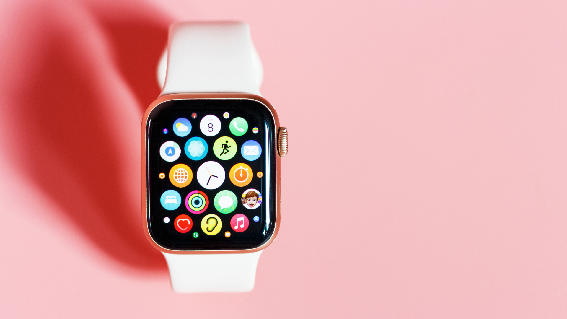 From what age is an Apple Watch suitable for a child?