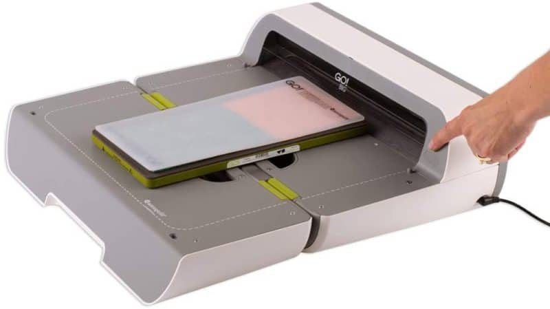 AccuQuilt Go! Big Fabric Cutter Reviewed