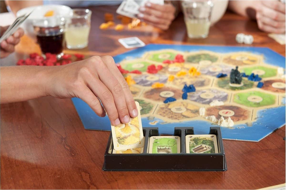 Best Board Game Ever Made: Catan (formerly Settlers of Catan)