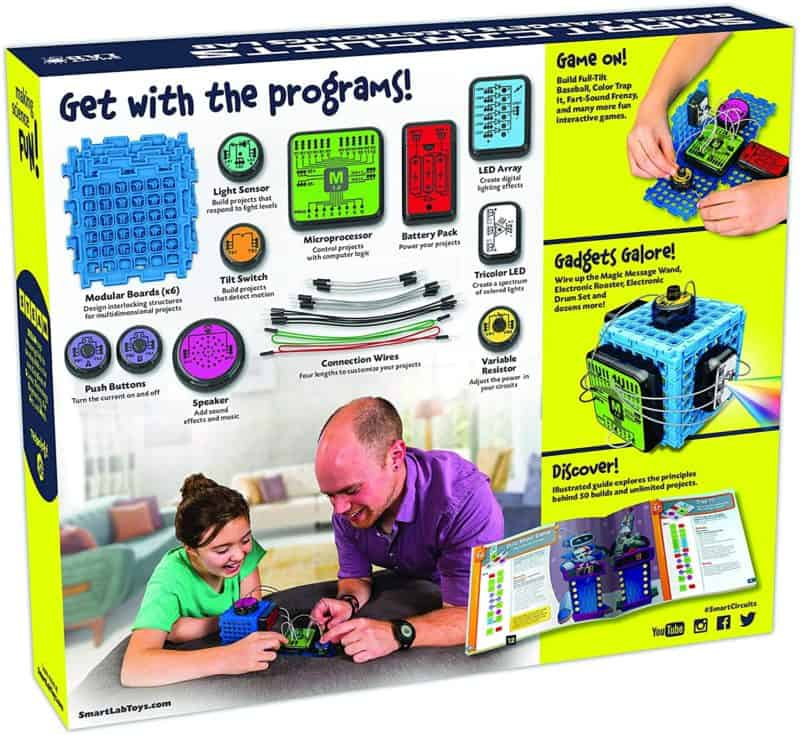 Best Toy Electricity Kit: SmartLab Toys Smart Circuits