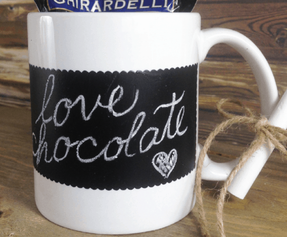 Ready project Create a personalized coffee cup template using your cutting machine