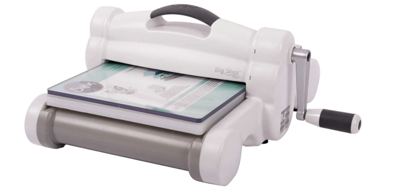 Sizzix Big Shot Plus review the perfect starter kit for die cutting and embossing