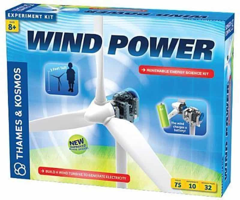 Thames & Cosmos Wind Energy