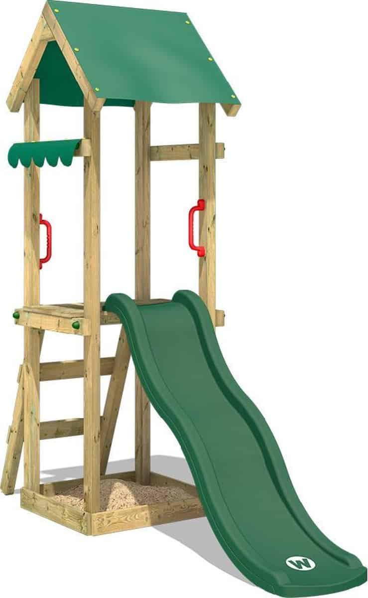 Best playground equipment for a small garden: Wickey TinySpot
